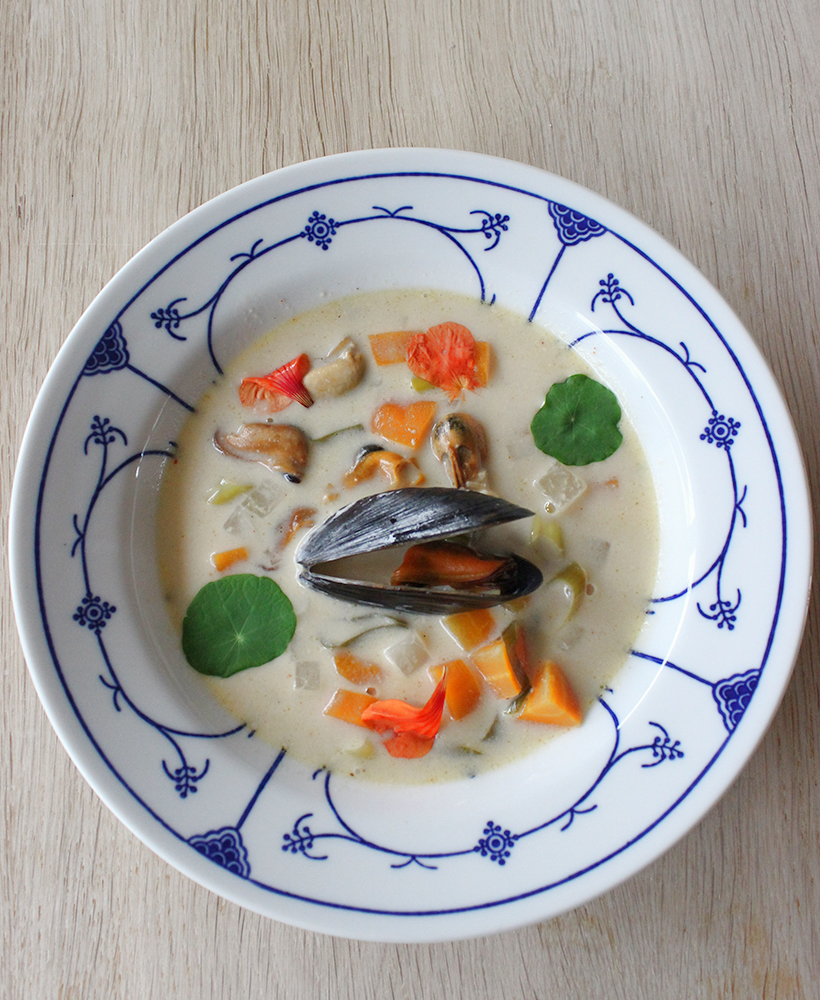 Suppe Musling