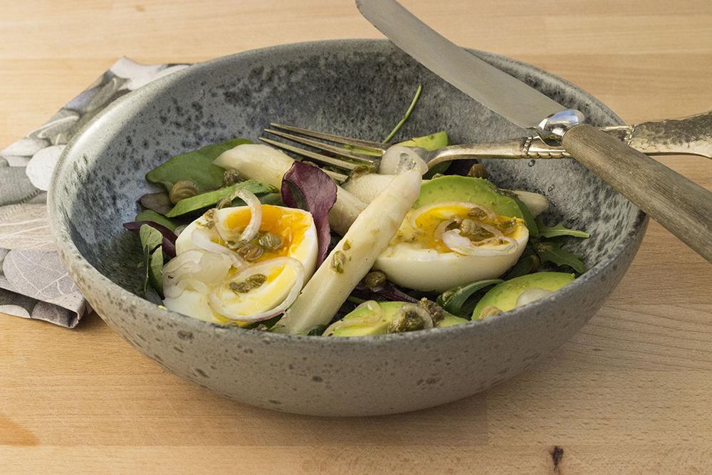 Egg & Asparges
