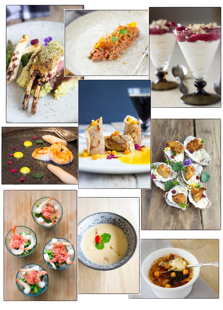 Nytårs menuen 2015
