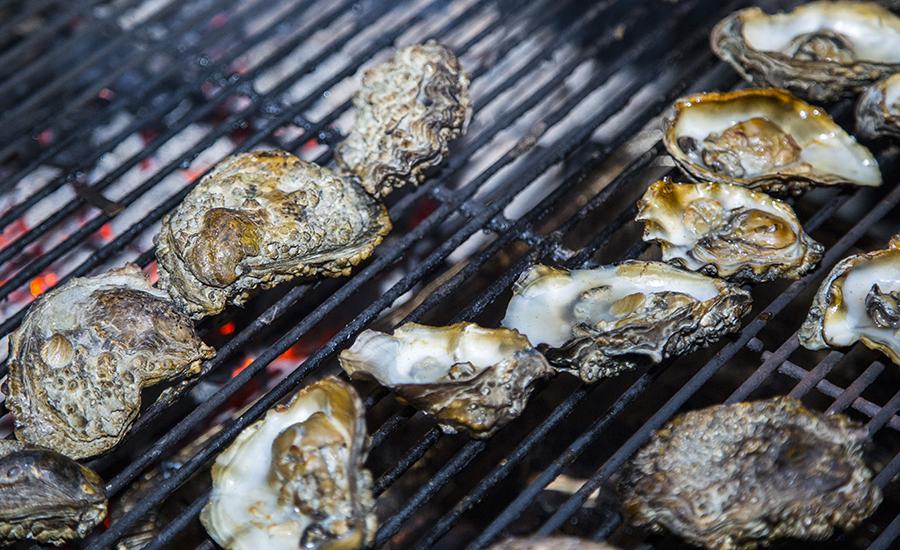 roegede-oesters