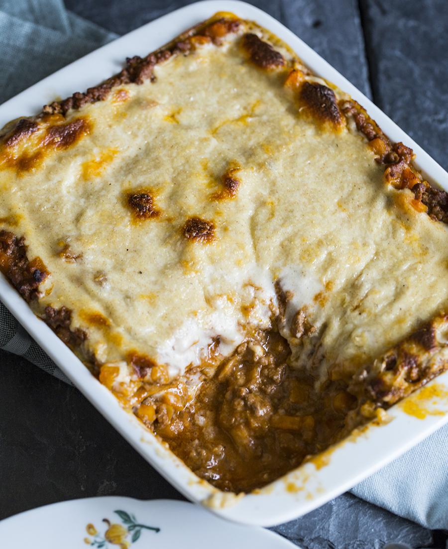 kan man fryse lasagne